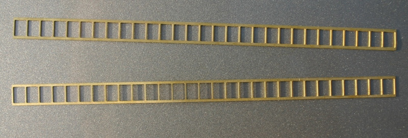 TractorFab ladder Stock